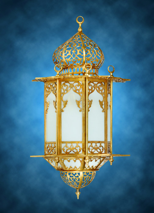 [#5107] Islamic Lantern - فانوس اسلامى Weight : 0 kg | Height : 0 cm | Diameter : 0 cm Lamps : 1 | Arms : 0 Unit Price : 0 L.E.